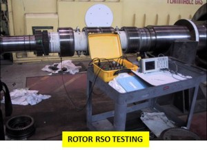 Rotor RSO testing